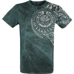 Photo of Outer Vision Burned Tattoo T-Shirt