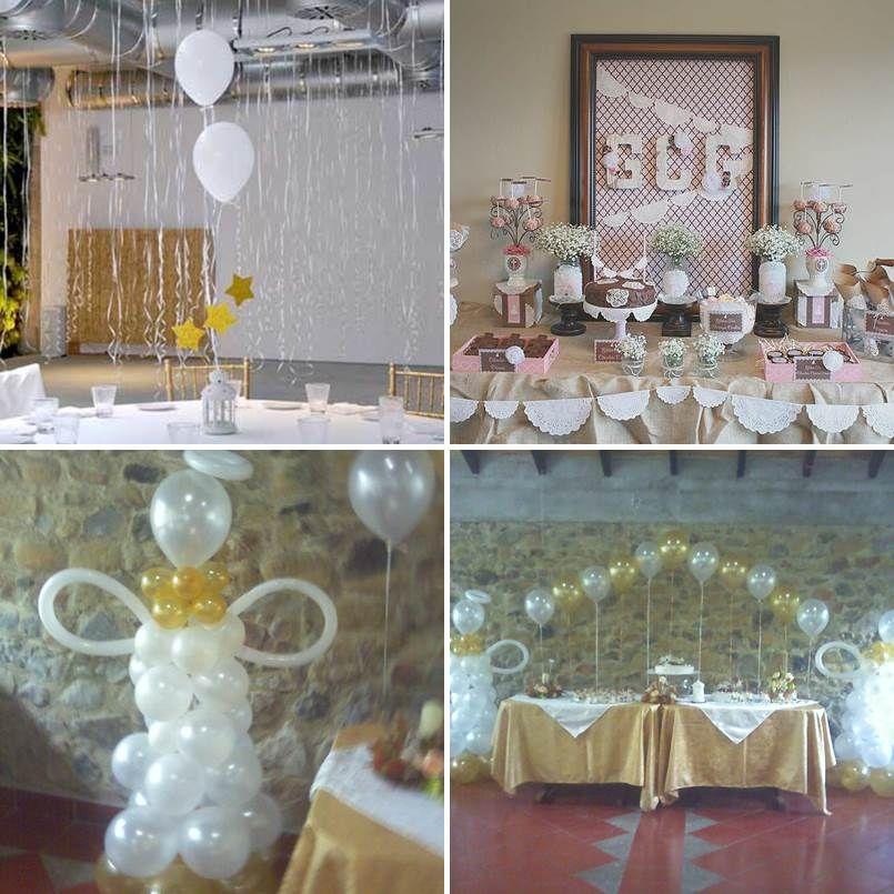 Resultado de imagen para decoracion para primera comunion for Fiestas comunion decoracion
