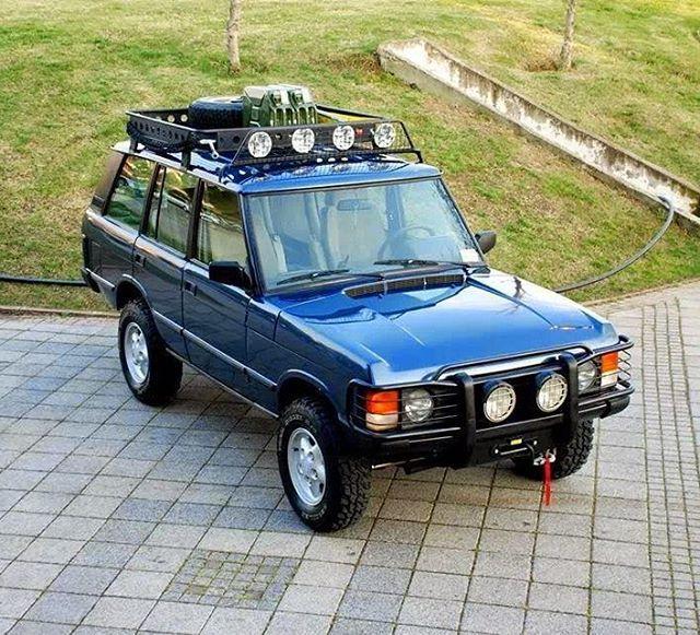 Classic Land Rover Parts: Landrover Range Rover