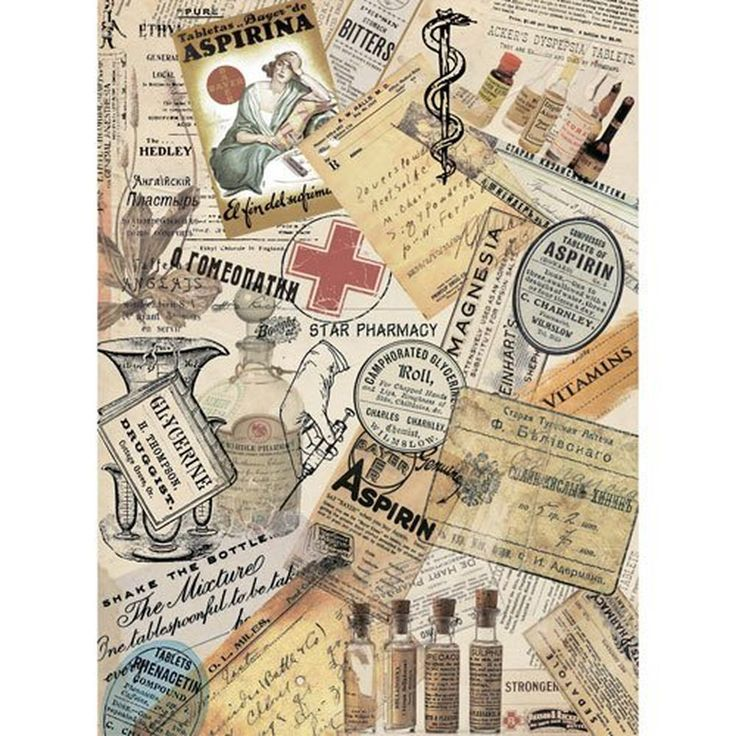Картинки по запросу картинки для декупажа на медицинскую ...