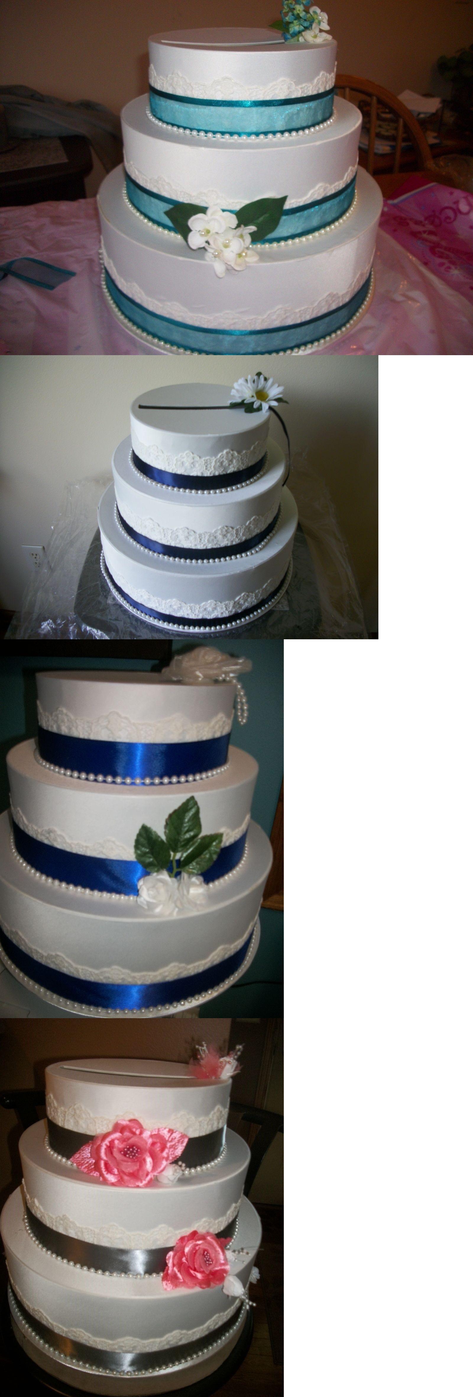 Card Boxes and Wishing Wells Custom Made 3 Tier Wedding