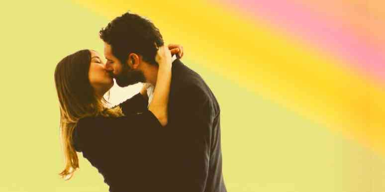 What Kissing Really Means In A Long-Term Relationship (And