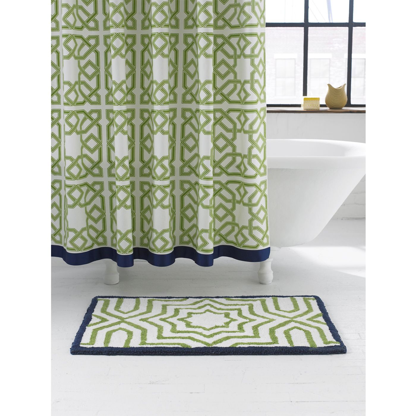 Bathroom Beauty In Its Boldest Form Shower Curtain Designer