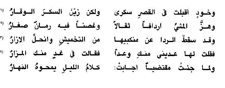 أبو نواس Beautiful Arabic Words Arabic Words Words