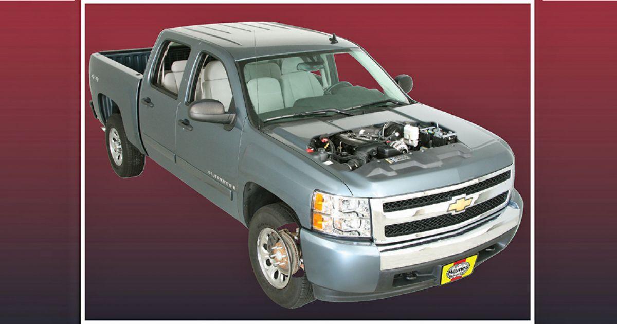 2007 13 Chevy Silverado Gmc Sierra Truck Routine Maintenance Faq