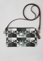 VIDA Statement Clutch - poinsetta by VIDA 23T5Q5M