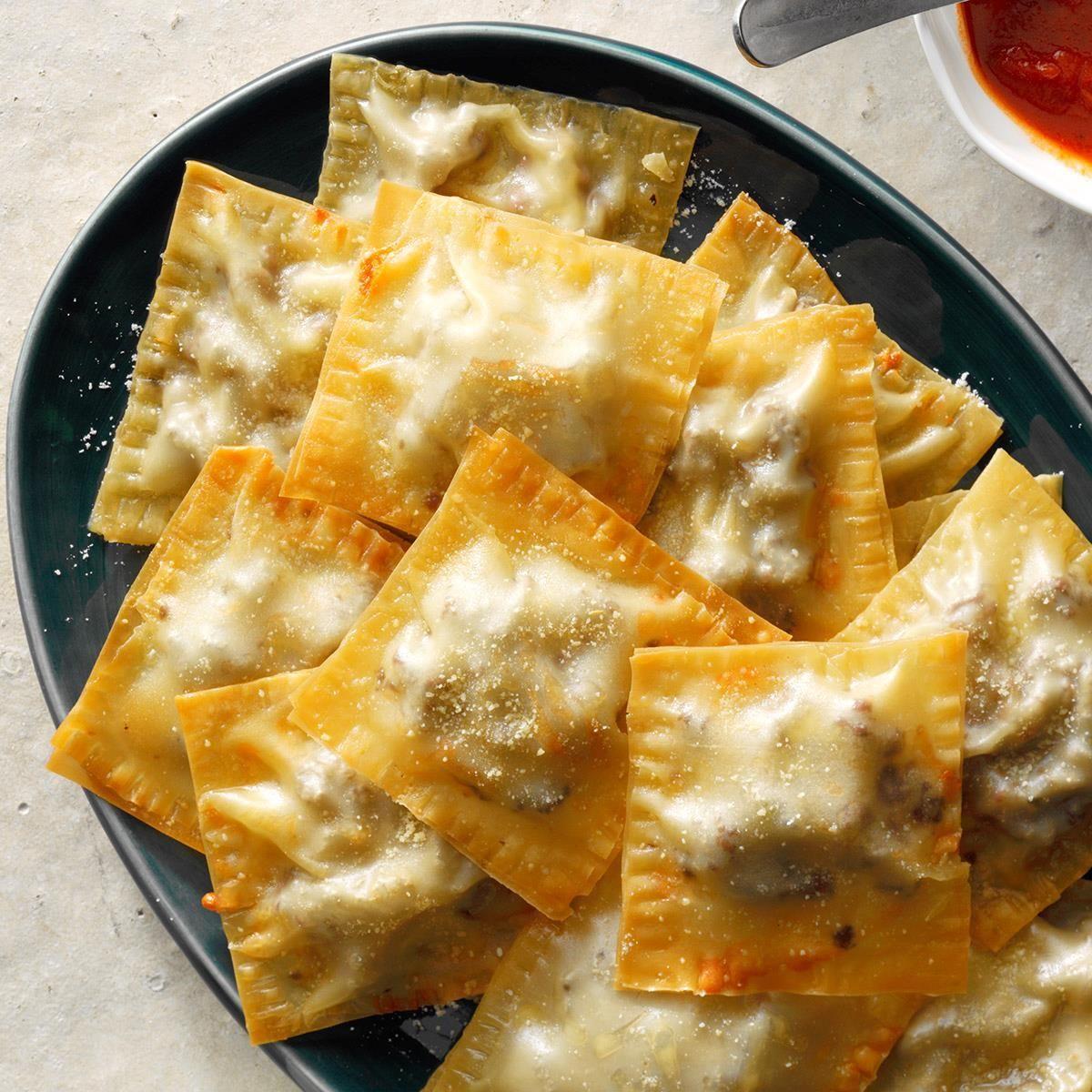 Wonton Ravioli Recipe Wonton Wrapper Recipes Wonton Recipes Beef Recipes