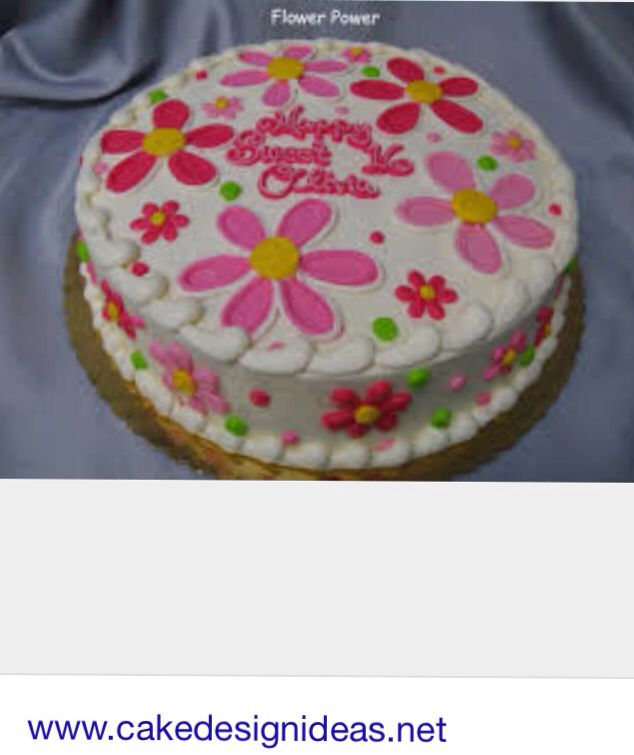 Simple cakes Simple birthday cakes Pinterest Cake Birthday