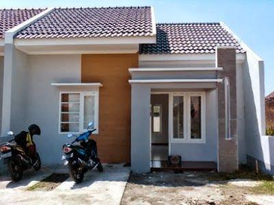 contoh teras rumah minimalis type 36 di 2020 | rumah