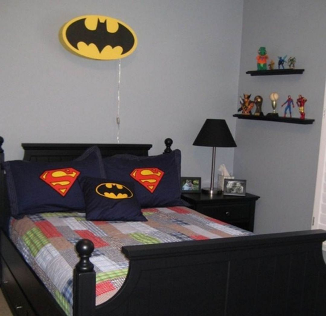 Interesting 20 Marvel Bedroom Decorating Marvel Bedroom Marvel Room Bedroom Decor