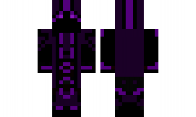 minecraft skin DarkCookieRaider-official