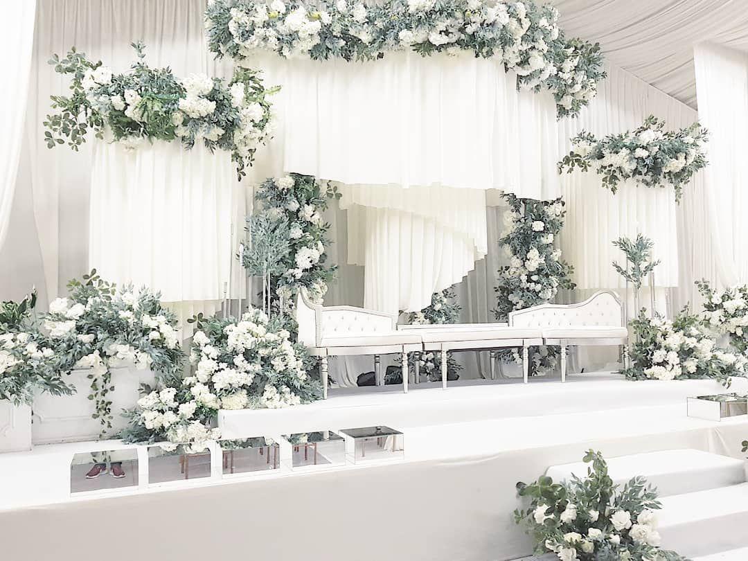 551 Likes 9 Comments Chenta Concepts 002289458 H Chentaconcepts On Instagram You Can Search Latar Belakang Pernikahan Dekorasi Pernikahan Pernikahan