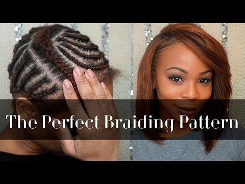 Vixen 3 Part Sew-In/Flip Tutorial - YouTube | Black women ...