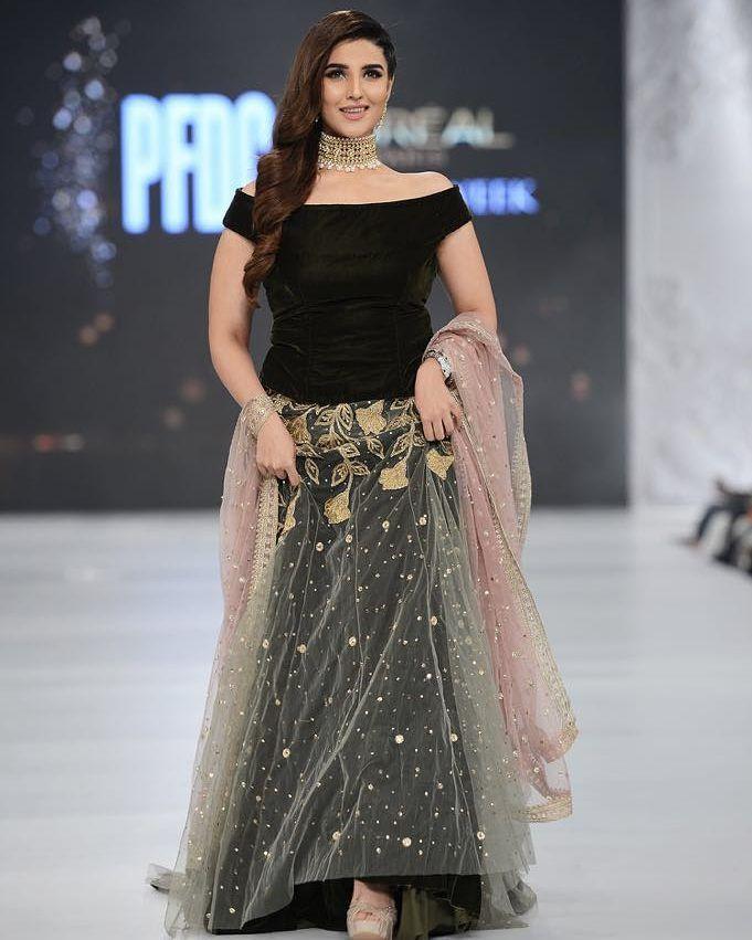 Black N Gold Designer Dress 2016 2017 Photo In 2019 Pakistani