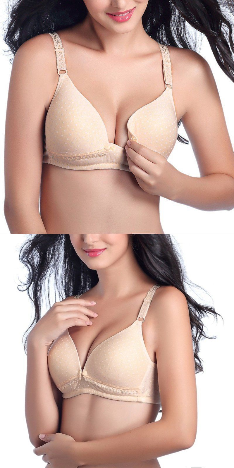 b9240535d0 3 color maternity nursing feeding bra solid pregnant cotton bra cotton  women underwear breast pregnant woman