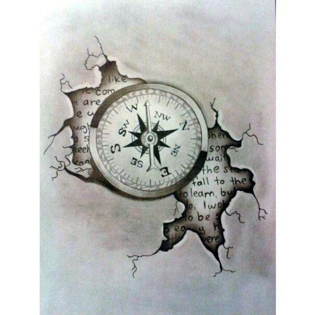 Art Artist Draw Drawing Paper Pencil Instaart Artwork Mywork Tattoo Tattoos Tattooart Compass Tattoo Design Compass Drawing Compass Tattoo