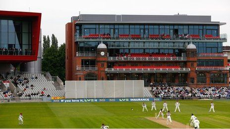 Ashes venues: Old Trafford