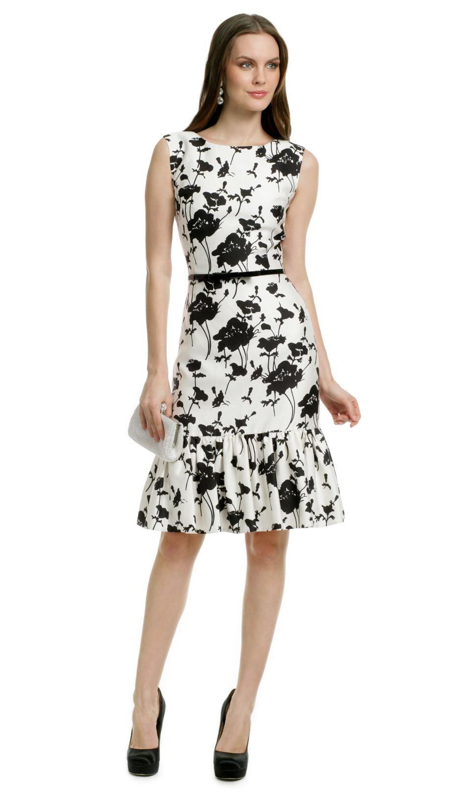 e8fc249036589 White Ruffle Dress, Dress Rental, Rehearsal Dress, Rent Dresses, Dresses  For Work