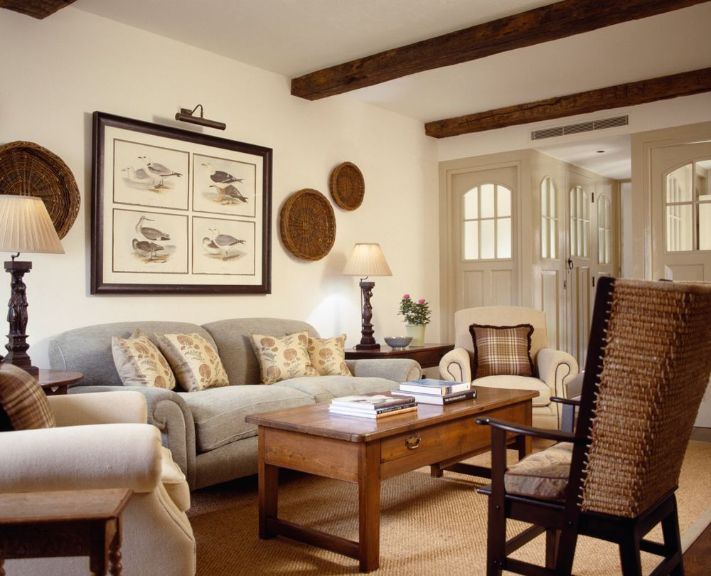 Luxury cabin interior - English Cottage Interiors The Latest In Luxury Resort Real Estate News