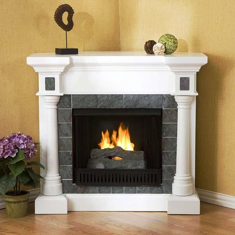 This Photo About Best Corner Electric Fireplace Entitled As