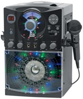 Singing Machine Disco Light Karaoke System #karaokesystem