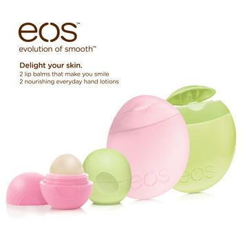 Costco Eos Lip Balm And Hand Lotion Combination Pack