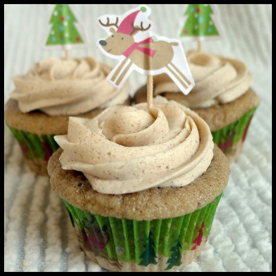Pin On Winter Holiday Cupcakes