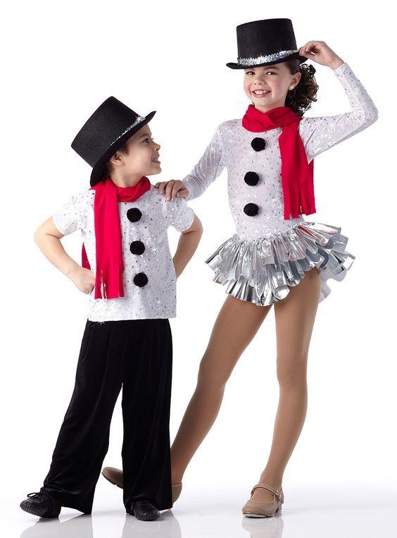 Vestuario de navidad disfrases pinterest vestuarios - Disfraces navidenos originales ...