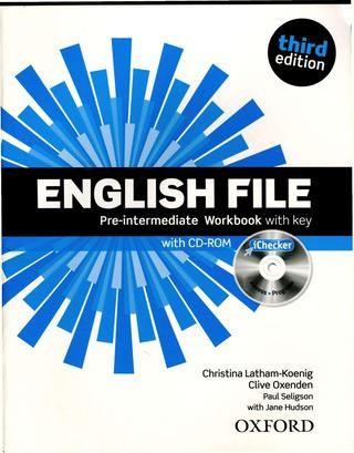 English File 3rd Workbook Teacher Books English File Workbook