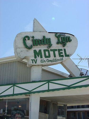 Cindy lyn motel route 66 cicero illinois route 66 for Motels in chicago