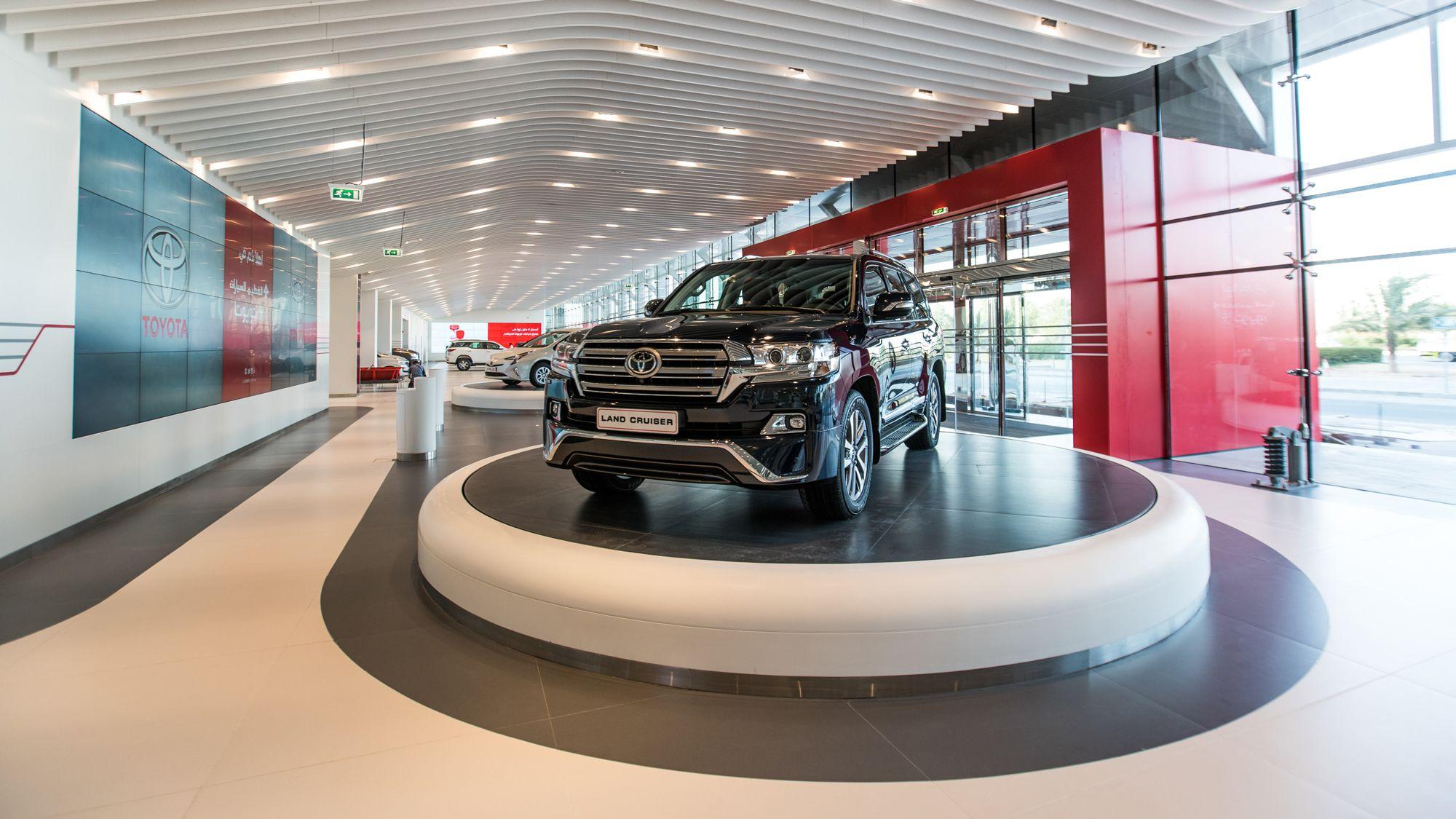 Kekurangan Showroom Toyota Perbandingan Harga