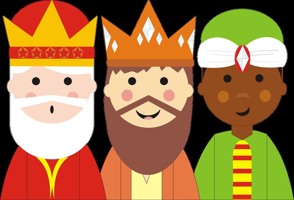 Esta Semana Les Hablamos De Los Tres Preparativos Necesarios Para La Llegada De Los Tres Reyes Magos Reyes Magos Dibujos Reyes Magos Animados Rey Mago