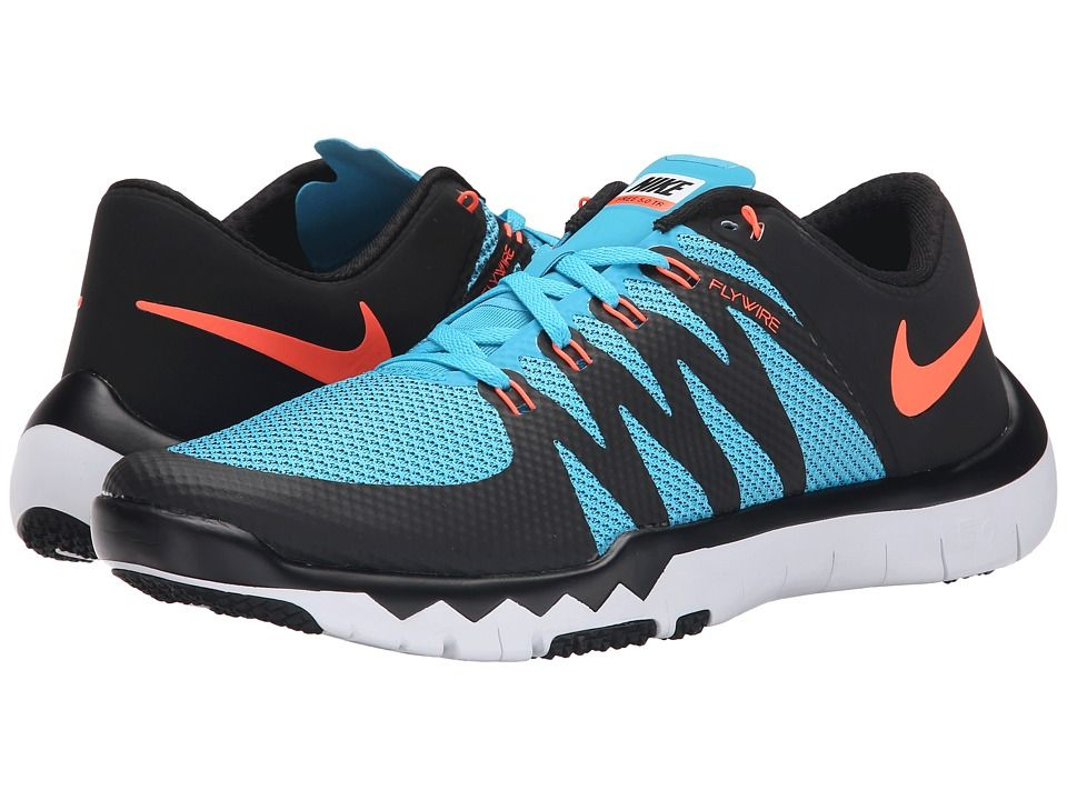 Nike Free Trainer 5.0 Chaussures De Formation Bleu V6