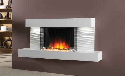 19 Types Of Fireplaces For Your Home 2020 Buying Guide Wall Mounted Fireplace Wall Mounted Electric Fires Electric Fireplace Wall
