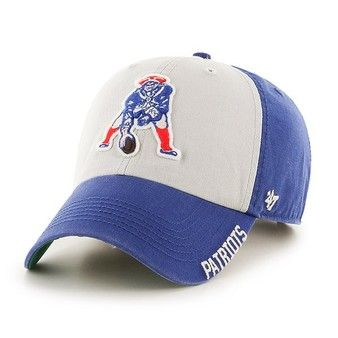 '47 Brand Throwback Middlebrook Cap-Royal/White