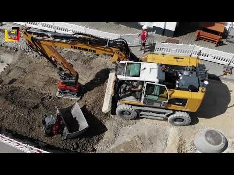 Automatisierung & Digitalisierung im Kanalbau - YouTube