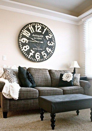 Big Living Room Clocks