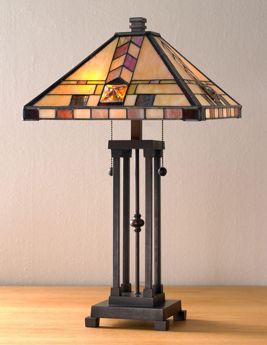Artinstituteshop Com Item 128581 Classic Mission Lamp