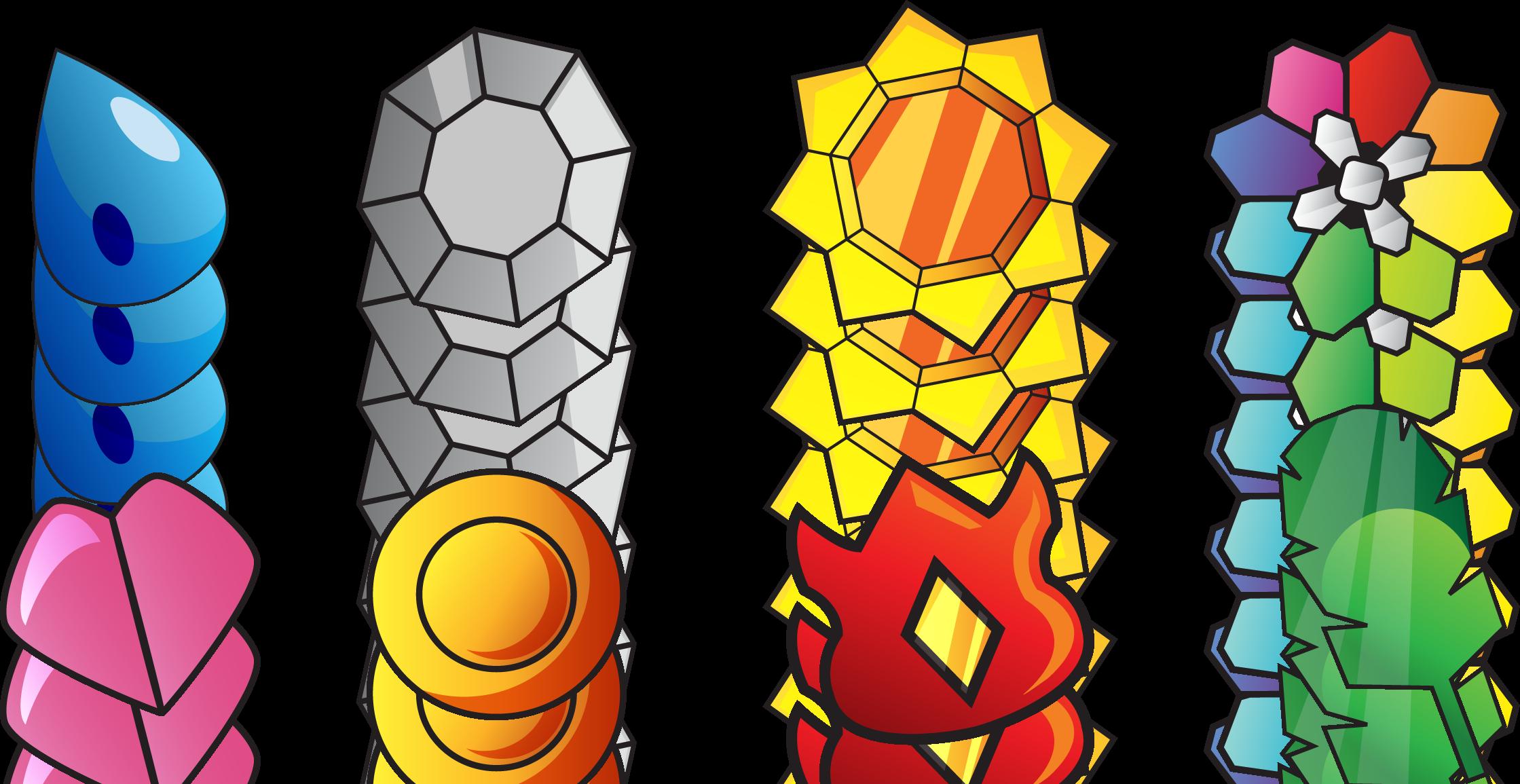 Pokemon Kanto Gym Badges 2239 1155 Pokemon Badges Pokemon Gym Badges Pokemon
