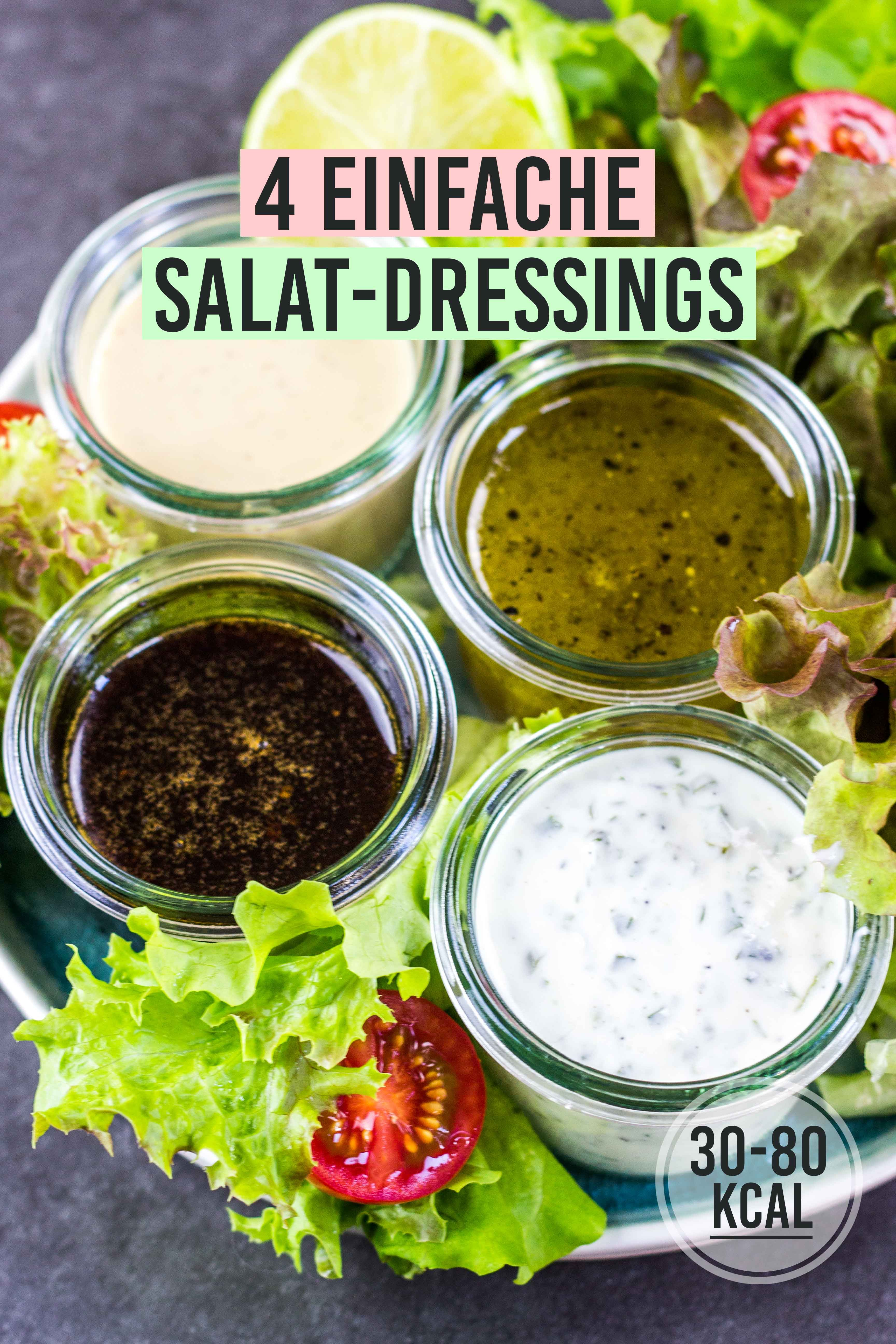 Photo of Light dressings for delicious salad