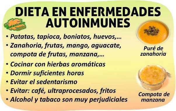 nutricion para enfermedades autoinmunes