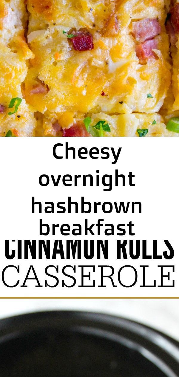 Cheesy overnight hashbrown breakfast casserole from the food charlatan this cheesy hashbrown bre 25 Cheesy Overnight Hashbrown Breakfast Casserole from The Food Charlatan...