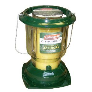 Coleman 70 Hour Outdoor Citronella Candle Lantern 6.7 oz