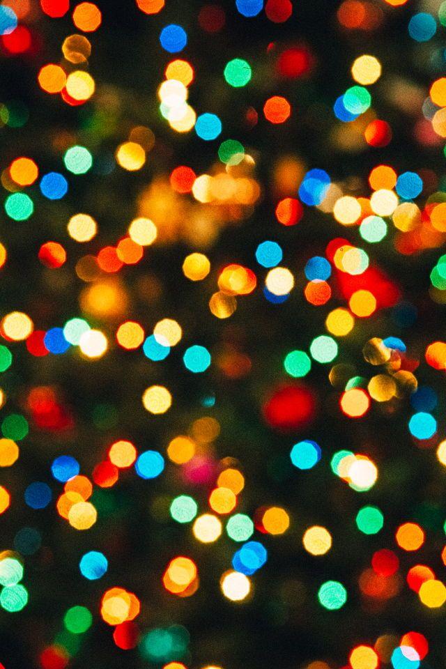 Lights (Görüntüler ile) Yılbaşı duvar kağıdı, Noel ağacı