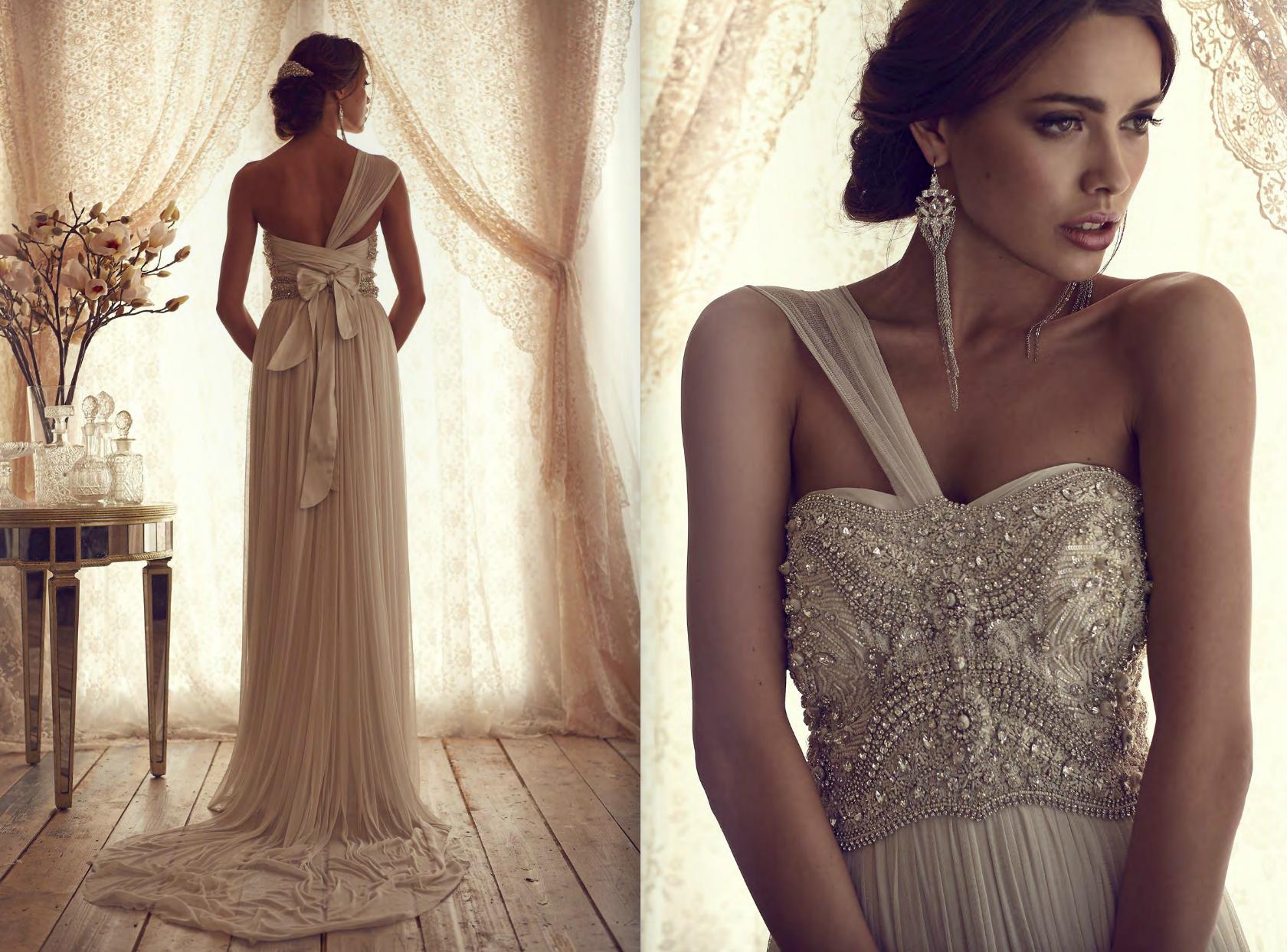 Anna campbell bridal wedding dresses vestidos novia pinterest