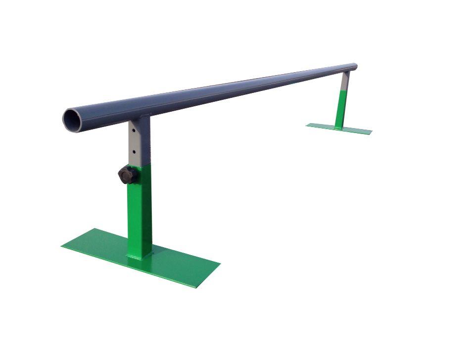 8' Grind Rail with 4 adjustable heights. | Skate rail ...