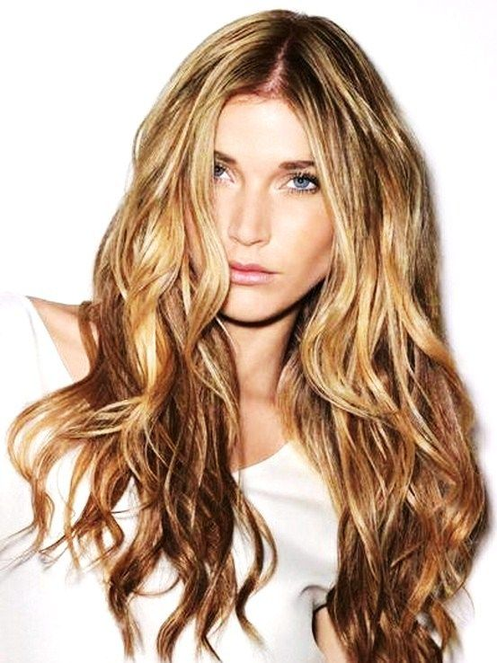 7 Gorgeous Hairstyles For Women Over 40 Hair Waves Long Wavy Hair Haircuts For Long Hair With Layers