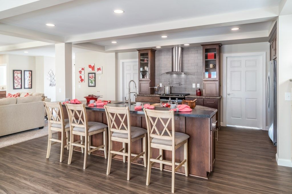 He304a ultra 7 evolution ranch pennwest homes kitchen