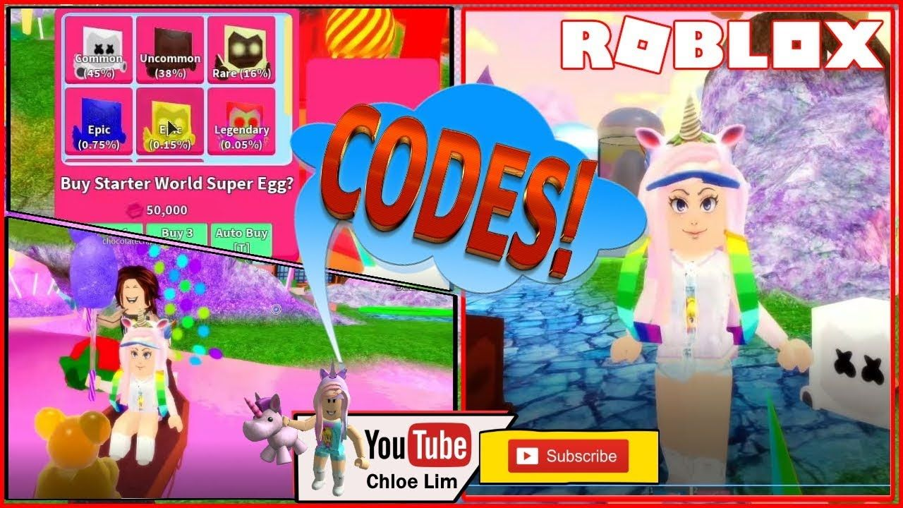 Cotton Candy Simulator 4 Codes Eating Lots Of Cotton Candy Loud War Roblox Cotton Candy Simulation