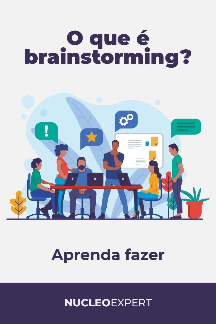O que é Brainstorm | E Como Usar essa Tática nos Negócios